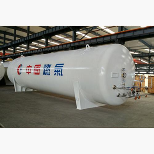 卧式液化天然气低温储罐