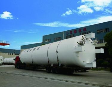 LNG低温储罐2